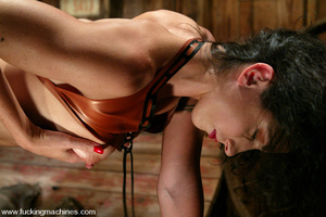 Sex machine porn. Fuckingmachine Tit suc - XXX Dessert - Picture 5