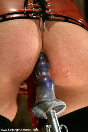 Sex machine porn. Fuckingmachine Tit suc - XXX Dessert - Picture 8