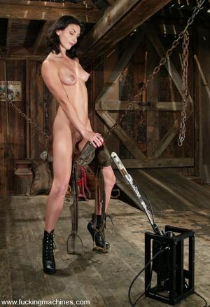 Sex machine porn. Fuckingmachine Tit suc - XXX Dessert - Picture 12