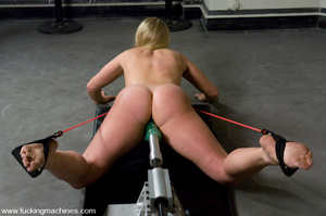 Sexmachines. All natural big tit blonde  - XXX Dessert - Picture 8