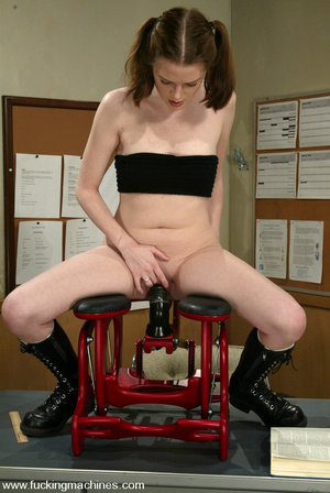 Fucking machine xxx. Watch Keiko take it - XXX Dessert - Picture 1