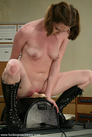Fucking machine xxx. Watch Keiko take it - XXX Dessert - Picture 8