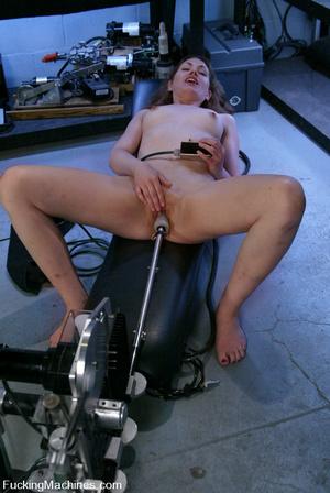 Machine sex galleries. Blonde all natura - XXX Dessert - Picture 4