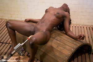 Machines fucking. Amateur black girl mac - XXX Dessert - Picture 4