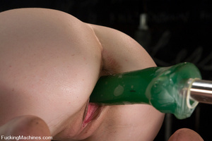 Sex machine sex. Naughty student gets ma - XXX Dessert - Picture 14