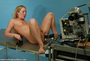 Fuckingmachines. Lainey gets pounded unt - XXX Dessert - Picture 5