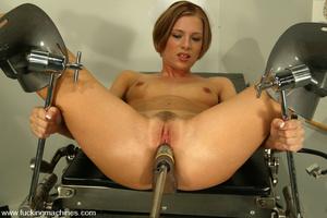 Sex machine xxx. Katja tries anal sex wi - XXX Dessert - Picture 5