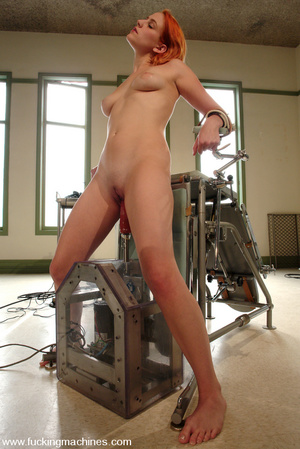 Girls sex machines. Hot girl pried open  - XXX Dessert - Picture 12