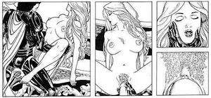 Porncartoon. Dirty xxx comics. - XXX Dessert - Picture 3