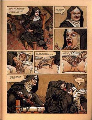 Adult comics cartoon. Dirty xxx comics. - XXX Dessert - Picture 2