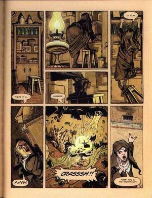 Adult comics cartoon. Dirty xxx comics. - XXX Dessert - Picture 6