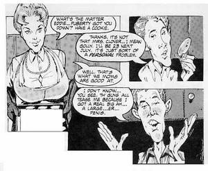 Cartoon sex. Dirty xxx comics. - XXX Dessert - Picture 1