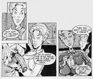 Cartoon sex. Dirty xxx comics. - XXX Dessert - Picture 2
