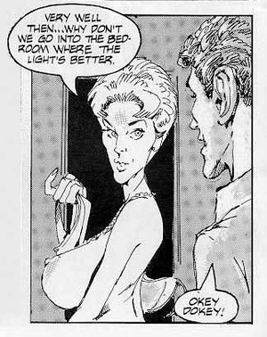 Cartoon sex. Dirty xxx comics. - XXX Dessert - Picture 4