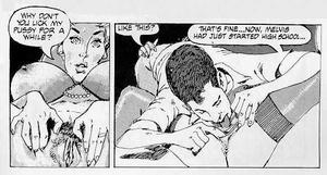 Cartoon sex. Dirty xxx comics. - XXX Dessert - Picture 6