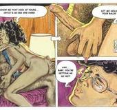 Toon porn comics. Dirty xxx comics.