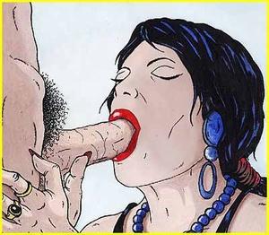 Toon porn. Invaders are fucking brunette - XXX Dessert - Picture 5