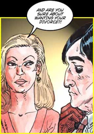 Comics porn. Adultery is a good reason f - XXX Dessert - Picture 2