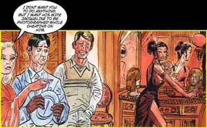 Comics porn. Adultery is a good reason f - XXX Dessert - Picture 5