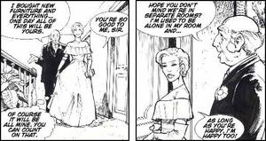 Cartoon adult comics. Painted sex. - XXX Dessert - Picture 3