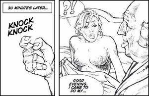Cartoon adult comics. Painted sex. - XXX Dessert - Picture 5