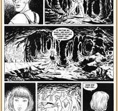 Xxx cartoon. Banged by Neanderthals.