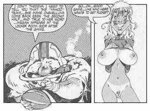 Animation porn. Lustful Megan. - XXX Dessert - Picture 5