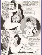 Cartoonporn. The second Casanova's adventure in the noble society of Paris.