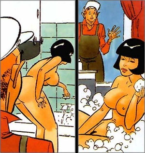 Adult comix. The erotic show. - XXX Dessert - Picture 3