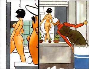 Adult comix. The erotic show. - XXX Dessert - Picture 5