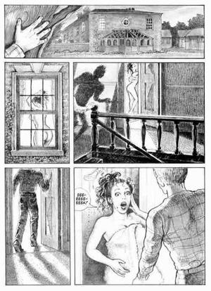 Toon porn comics. The girl. - XXX Dessert - Picture 1