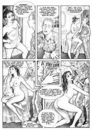 Toon porn comics. The girl. - XXX Dessert - Picture 2
