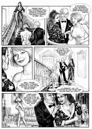 Toon porn comics. The girl. - XXX Dessert - Picture 5
