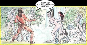 Cartoon sex. Sex fairy tale. - XXX Dessert - Picture 4