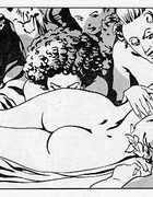Cartoonsex. Hot road-story.