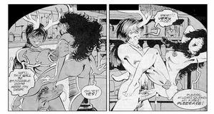 Comics porn. Nude witch. - XXX Dessert - Picture 5