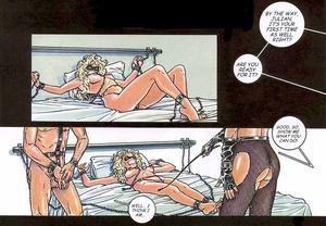 Comics porn. Bondage games. - XXX Dessert - Picture 5