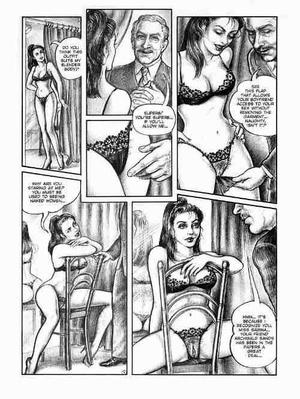 Sex comics. Hot stories. - XXX Dessert - Picture 1