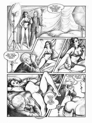 Sex comics. Hot stories. - XXX Dessert - Picture 3