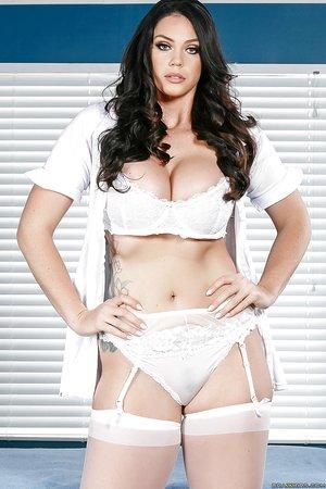 American big ass nurse