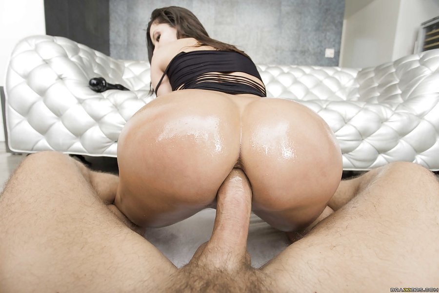 Big Booty Latina Anal Pov