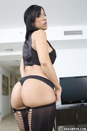 Ass xxx. This brunette has a NICE ASS! C - Picture 3