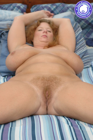Bbw nude. Toni KatVixen playing with her - XXX Dessert - Picture 13
