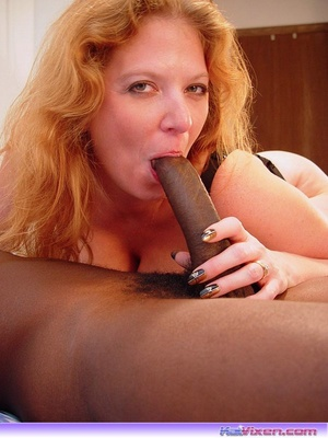 Bbw porno. Toni KatVixen Sucks A Big Bla - XXX Dessert - Picture 2