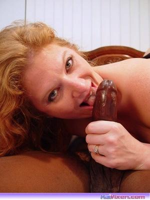 Bbw porno. Toni KatVixen Sucks A Big Bla - XXX Dessert - Picture 18