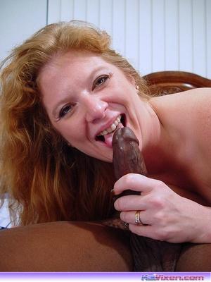 Bbw porno. Toni KatVixen Sucks A Big Bla - XXX Dessert - Picture 20