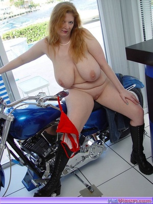 Big fat women. Mature Babe With Big Tits - XXX Dessert - Picture 15