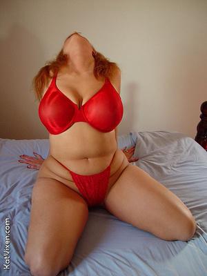 Fat girls. Horny Toni KatVixen Pulls On  - XXX Dessert - Picture 1
