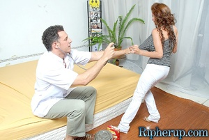 Hard sex. Horny stud rips off Latinas pa - XXX Dessert - Picture 3