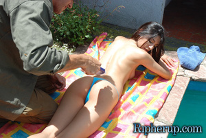 Roughsex. Cock tease gets clothes ripped - XXX Dessert - Picture 3